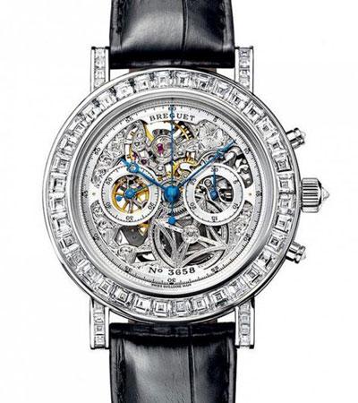 【北京宝玑售后中心】宝玑手表的永恒风格(图)