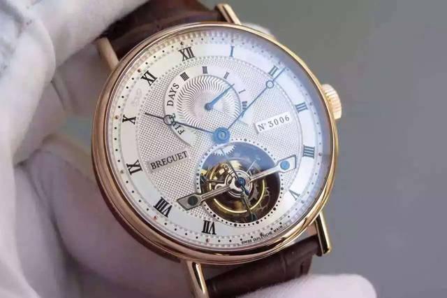 宝玑手表保养一次的费用(图)